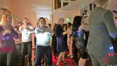 mobile disco West Yorkshire